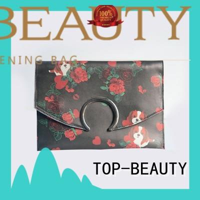 TOP-BEAUTY Arts & Crafts fabric handbags manufacturer for shopping