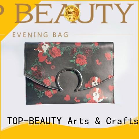 sequins  rhinestone  evening TOP-BEAUTY Arts & Crafts Brand sequins sling bags supplier
