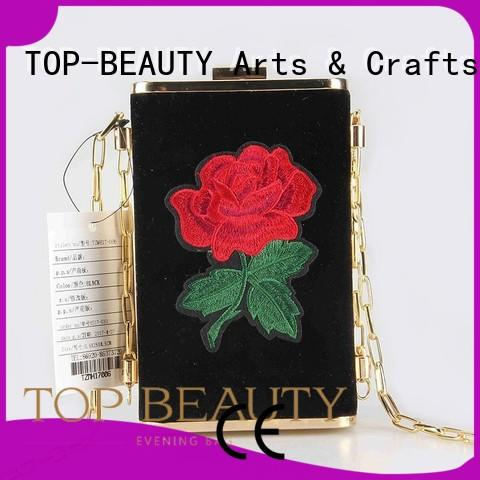 shiny sequins bags wholesale hot selling sequins sling bags TOP-BEAUTY Arts & Crafts Brand