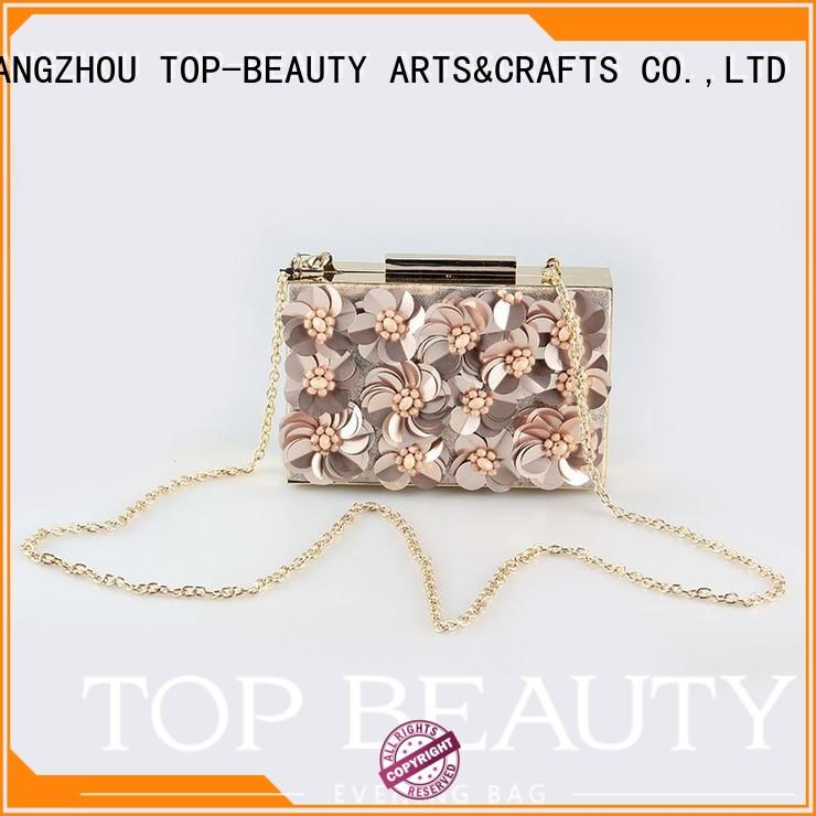wholesale mirror fashion shiny sequins bags wholesale glitter TOP-BEAUTY Arts & Crafts company