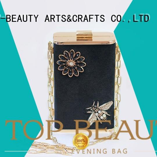 long quality metallic party shiny sequins bags wholesale TOP-BEAUTY Arts & Crafts Brand