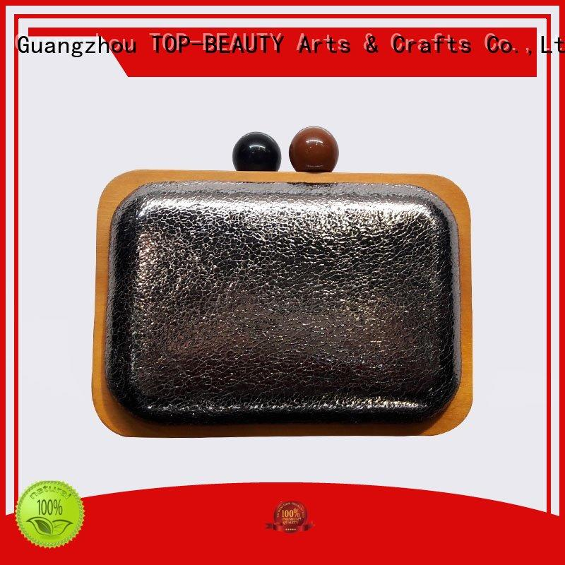 TOP-BEAUTY Arts & Crafts frame clutch factory price for shopping