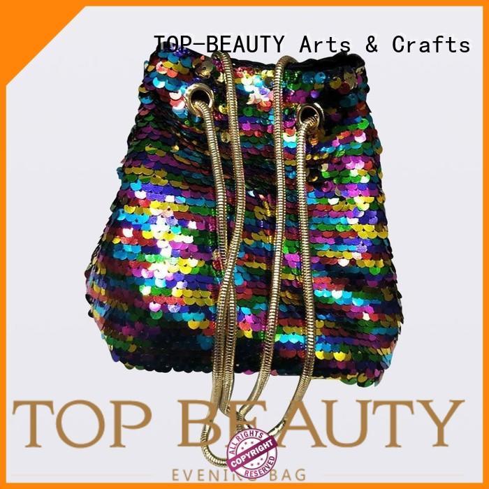 summer rose kiss sequinsslingbags wholesalemirror TOP-BEAUTY Arts & Crafts