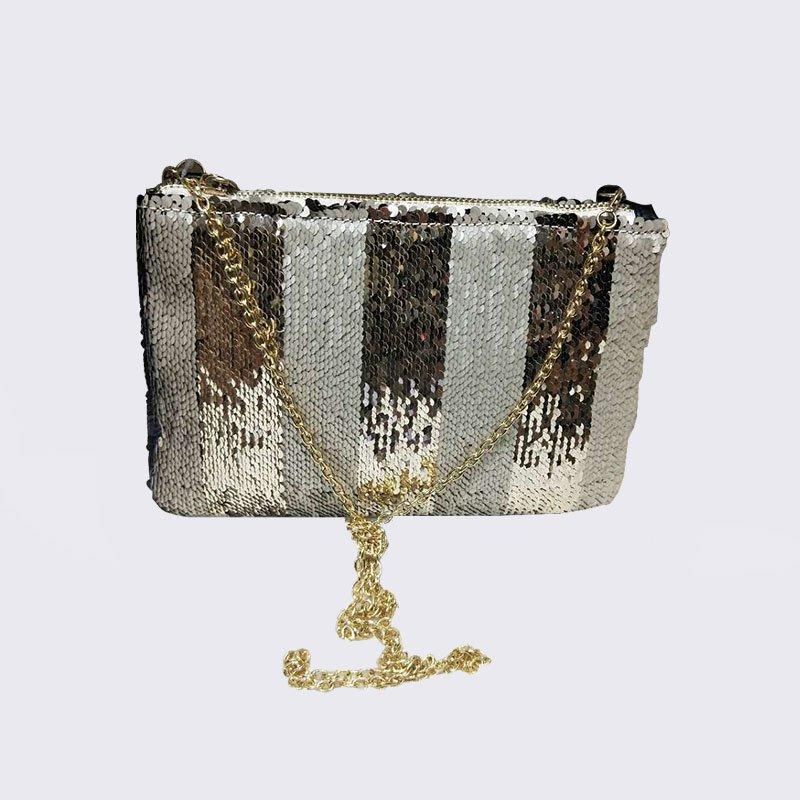 Wholesale Sequin Evening Clutch Bag