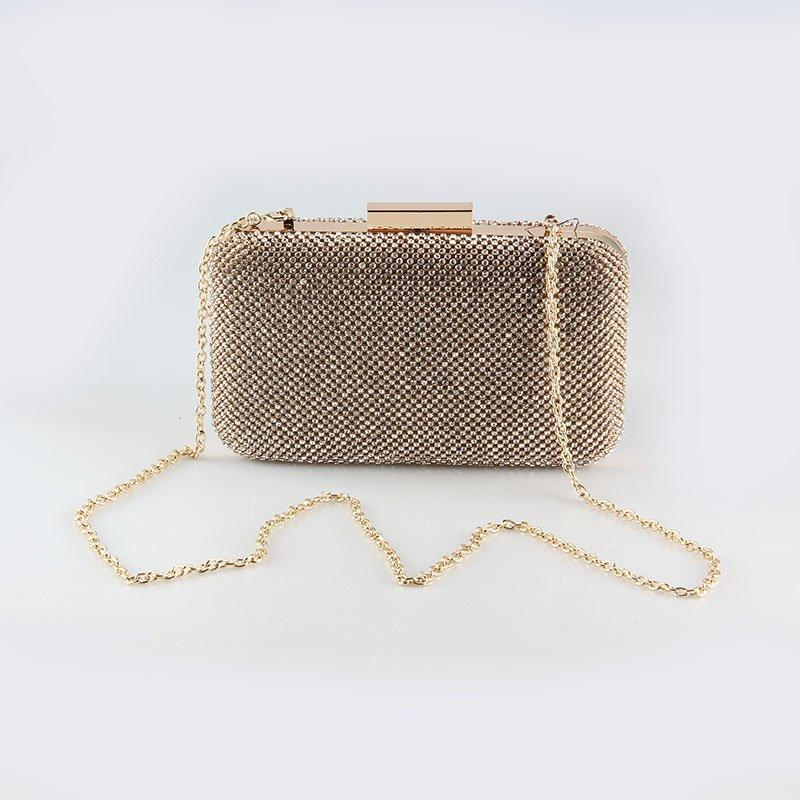 Fashion Women New Trend Evening Bags Rhinestone Party bags