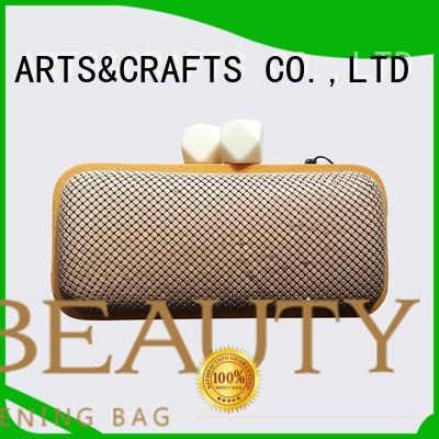 TOP-BEAUTY Arts & Crafts Brand printed lock design shiny sequins bags wholesale snake