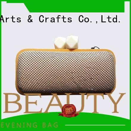 TOP-BEAUTY Arts & Crafts Brand clutch bucket bag bag custom shiny sequins bags wholesale