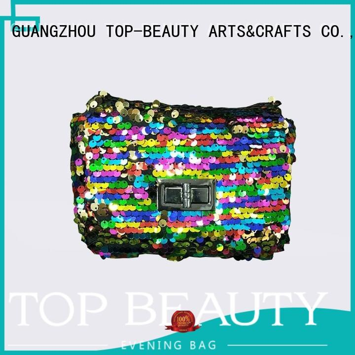 shiny sequins bags wholesale spring print Bulk Buy long TOP-BEAUTY Arts & Crafts