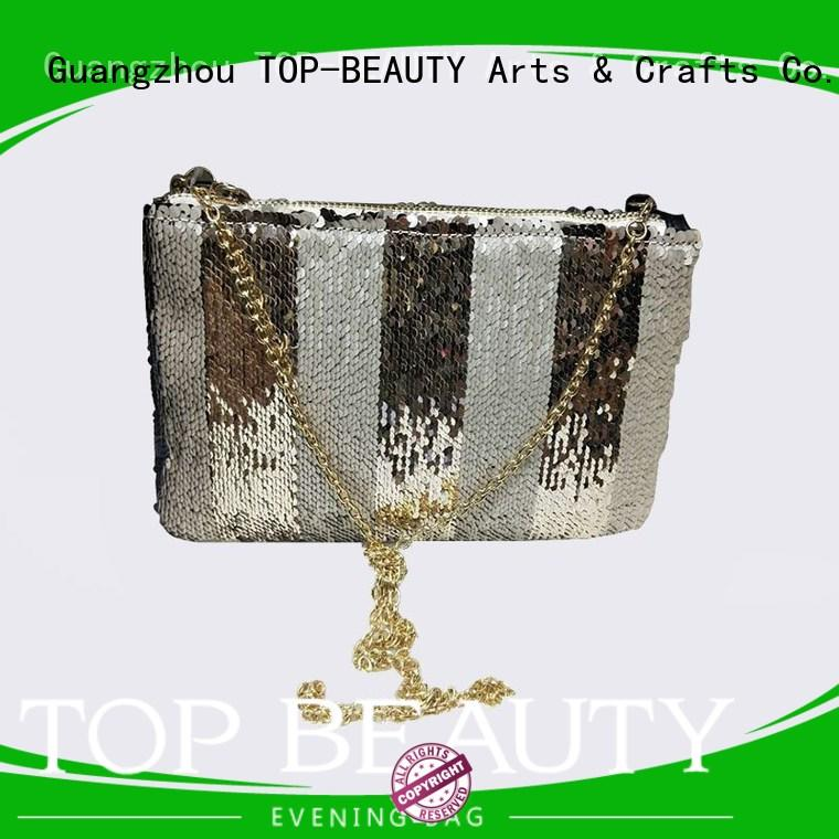 shiny sequins bags wholesale from sequins sling bags TOP-BEAUTY Arts & Crafts Brand