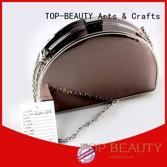 tassels pu clutches TOP-BEAUTY Arts & Crafts Brand sequinsslingbags