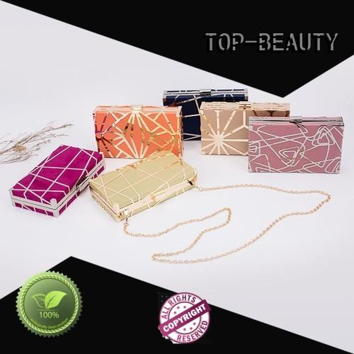TOP-BEAUTY Arts & Crafts crossbody clutch wholesale for party