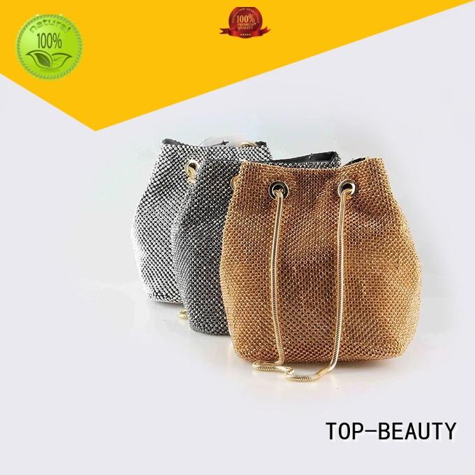 TOP-BEAUTY Arts & Crafts chic rhinestone bags soft for party