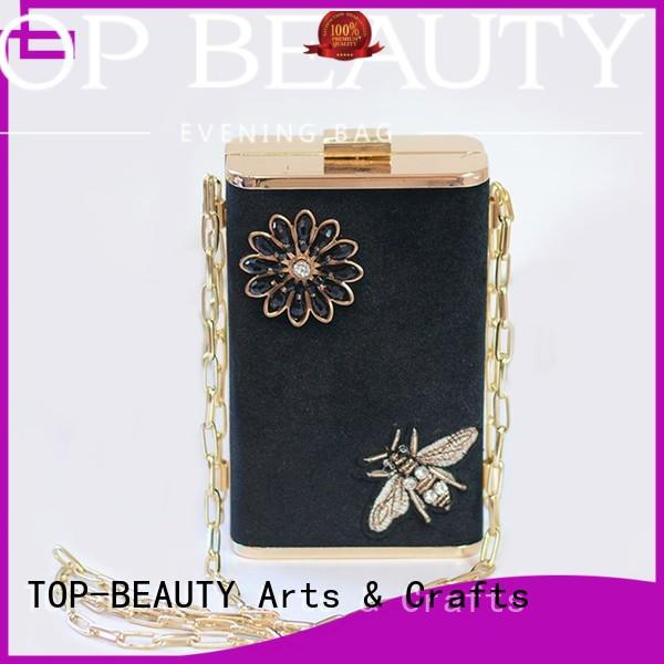 shiny sequins bags wholesale fashion sequins sling bags TOP-BEAUTY Arts & Crafts Brand