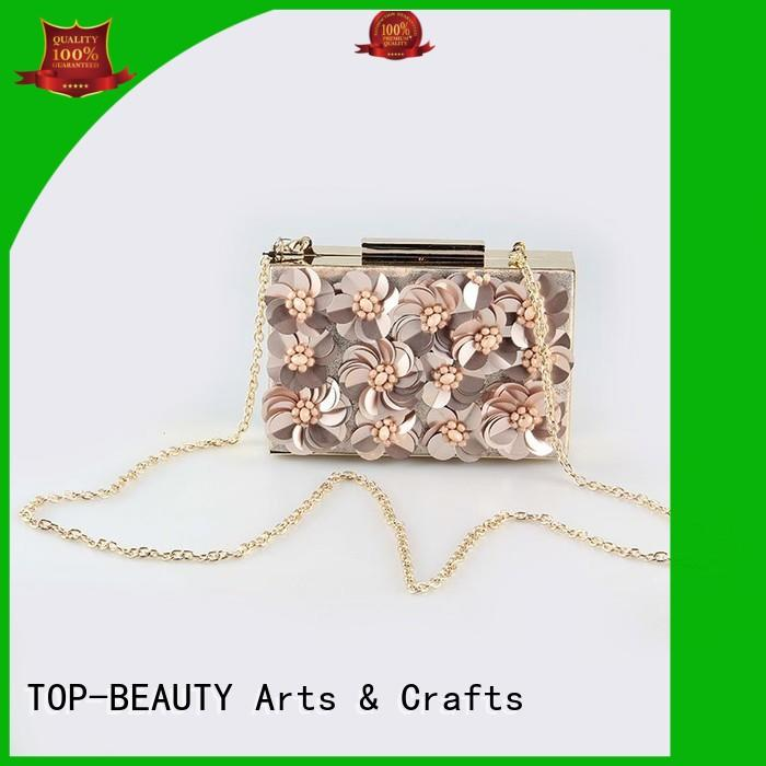 new trending floral clutch directly sale for women