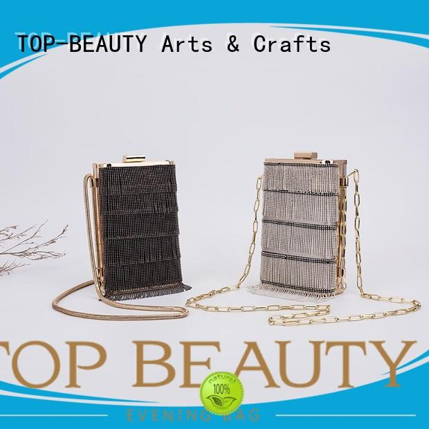 TOP-BEAUTY Arts & Crafts party evening bags design for shopping