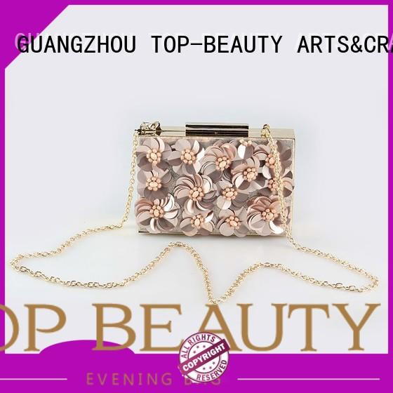 hot selling Custom newarrival chain sequinsslingbags TOP-BEAUTY Arts & Crafts unique