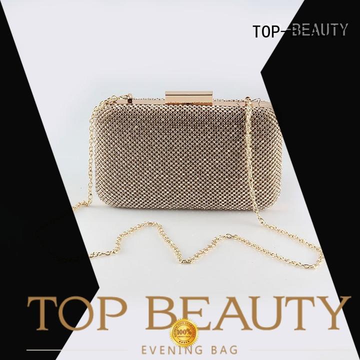 clutches velvet clutch shiny sequins bags wholesale TOP-BEAUTY Arts & Crafts Brand
