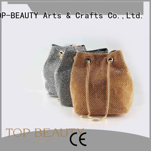 Hot sequinsslingbags metal TOP-BEAUTY Arts & Crafts Brand