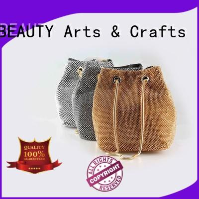 TOP-BEAUTY Arts & Crafts chic bucket handbags manufacturer for shopping