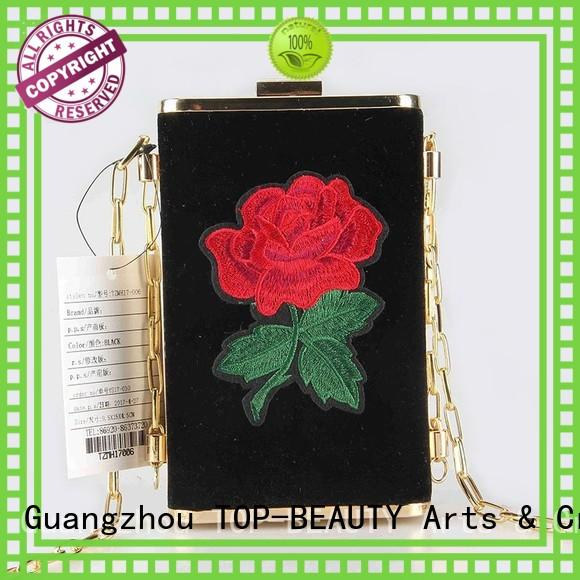 TOP-BEAUTY Arts & Crafts beautiful envelope clutch wholesale for shopping
