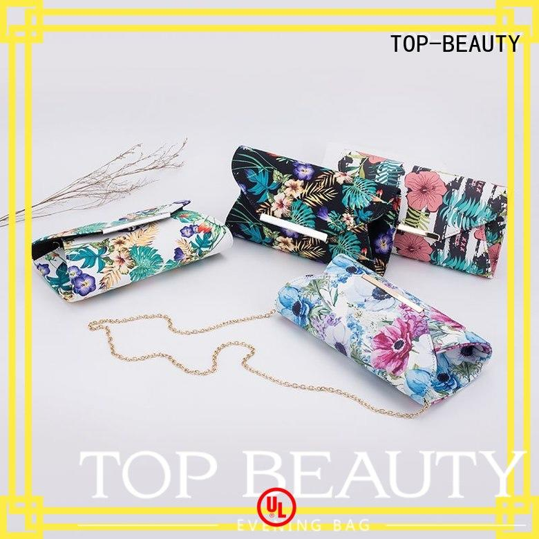 Quality TOP-BEAUTY Arts & Crafts Brand shiny sequins bags wholesale handmade