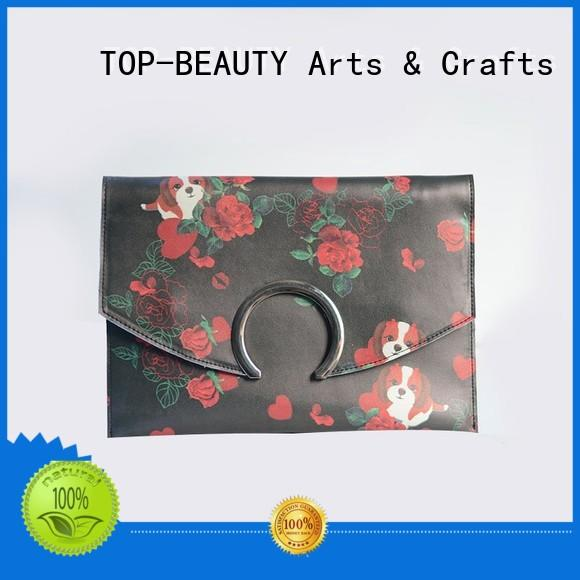 TOP-BEAUTY Arts & Crafts envelope clutch factory direct supply for party