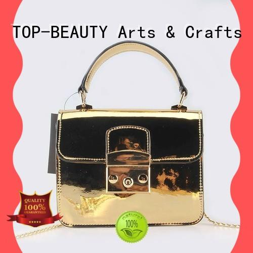 TOP-BEAUTY Arts & Crafts mirror bag supplier for party