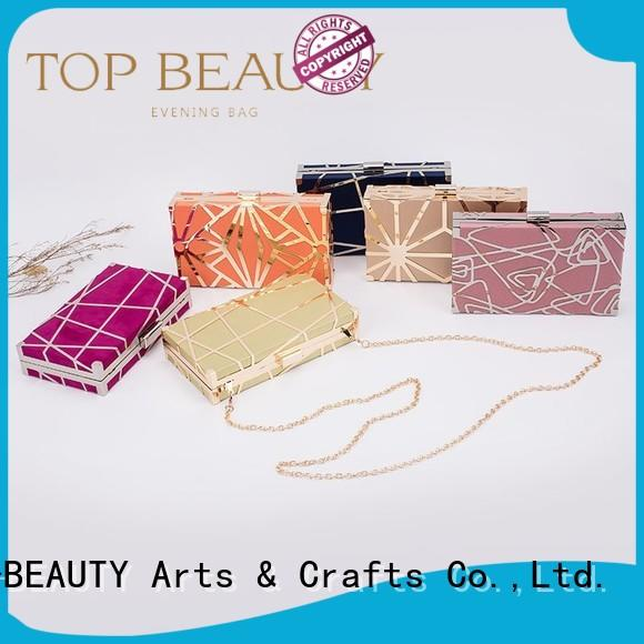 shiny sequins bags wholesale clutch glitter TOP-BEAUTY Arts & Crafts Brand sequinsslingbags