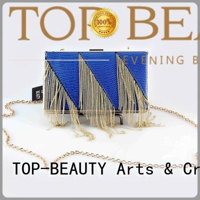 party bags sequinsslingbags envelope TOP-BEAUTY Arts & Crafts