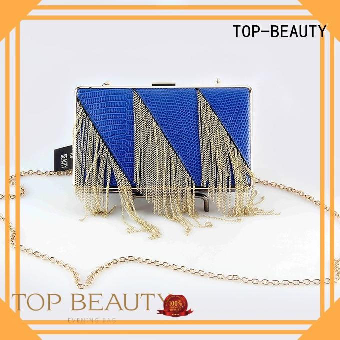 TOP-BEAUTY Arts & Crafts Brand clutches popular evening sequinsslingbags manufacture