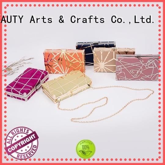 TOP-BEAUTY Arts & Crafts crossbody clutch factory direct supply for women