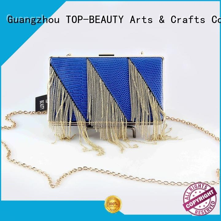 TOP-BEAUTY Arts & Crafts unique design party evening bags manufacturer for shopping