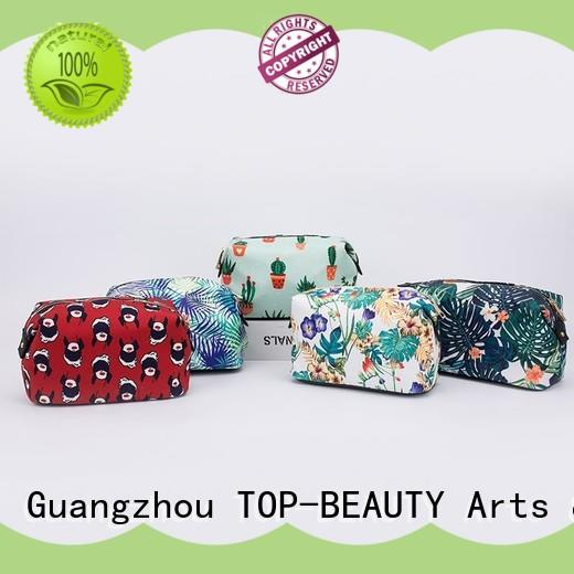 fashion travel cosmetic bags factory direct supply for travel