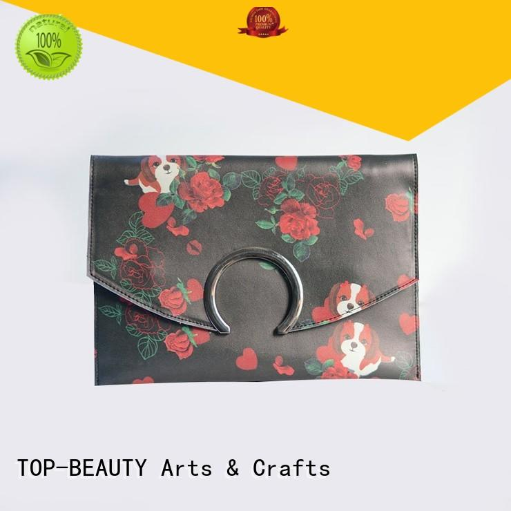 TOP-BEAUTY Arts & Crafts envelope clutch OEM for party