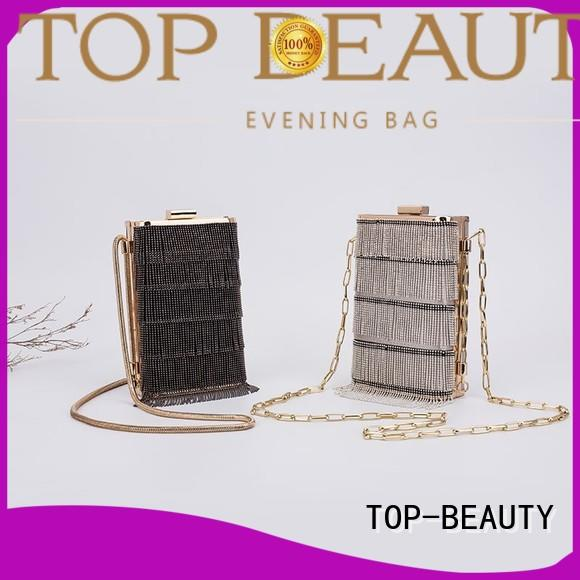 TOP-BEAUTY Arts & Crafts unique design party evening bags for shopping