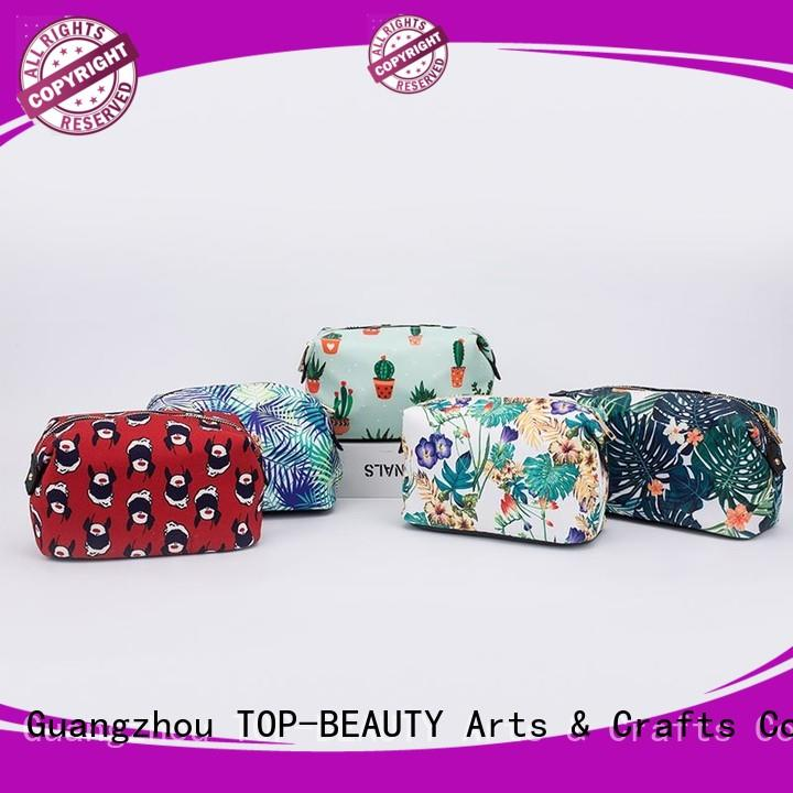 TOP-BEAUTY Arts & Crafts makeup clutch case from China for travel