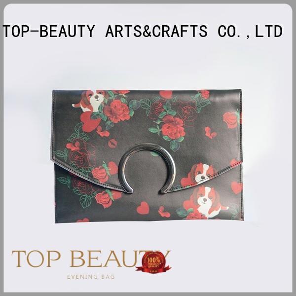 unique hardcase rose rhinestone TOP-BEAUTY Arts & Crafts Brand sequinsslingbags supplier