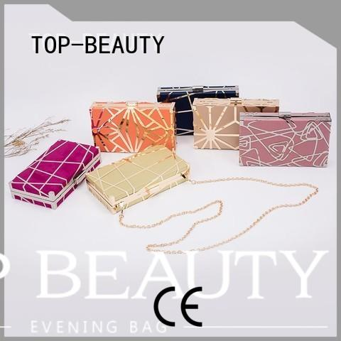 mirror quality creditable carved shiny sequins bags wholesale TOP-BEAUTY Arts & Crafts Brand