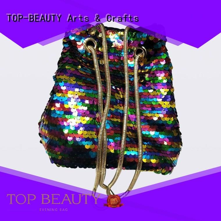 evening classical sequinsslingbags TOP-BEAUTY Arts & Crafts Brand