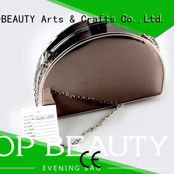 TOP-BEAUTY Arts & Crafts Brand bags popular sequinsslingbags manufacture