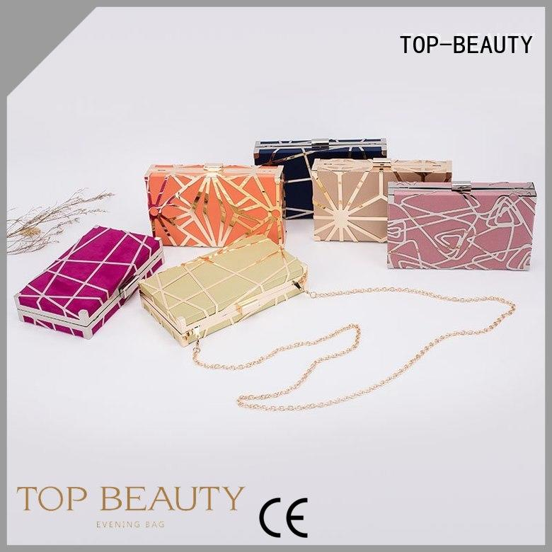 unique hot selling shiny sequins bags wholesale shoulder TOP-BEAUTY Arts & Crafts company