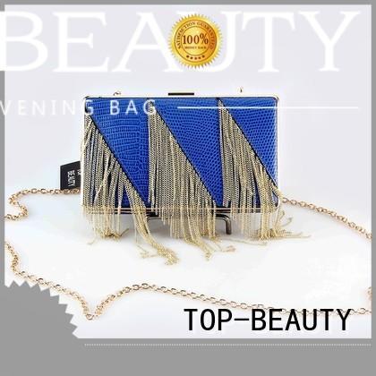 Custom wholesale frame sequinsslingbags TOP-BEAUTY Arts & Crafts mini