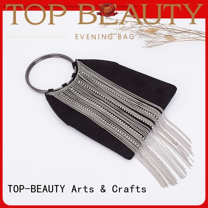 TOP-BEAUTY Arts & Crafts attractive party evening bags factory direct supply for party