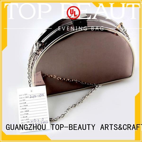 wholesale fashionable ladies TOP-BEAUTY Arts & Crafts Brand sequinsslingbags
