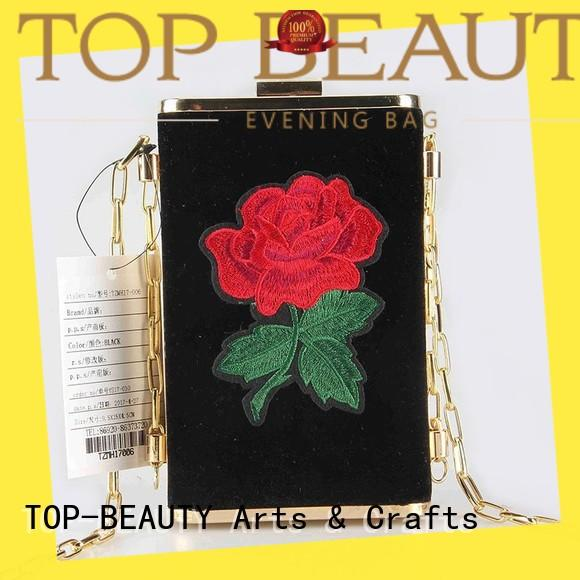TOP-BEAUTY Arts & Crafts popular envelope clutch supplier for travel