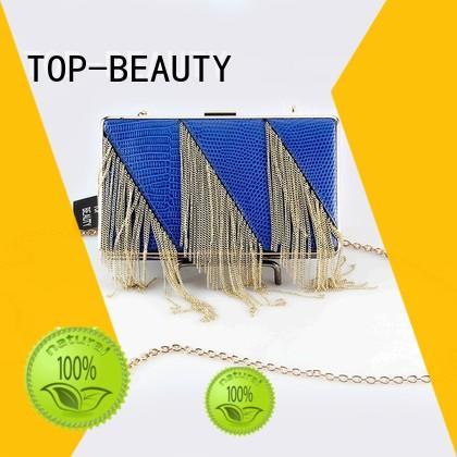 TOP-BEAUTY Arts & Crafts unique design evening clutch bags series for women