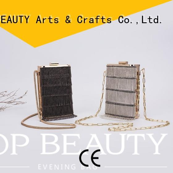 Wholesale tassels shiny sequins bags wholesale shiny TOP-BEAUTY Arts & Crafts Brand