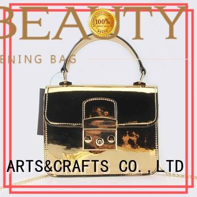 Wholesale shiny fabric sequinsslingbags TOP-BEAUTY Arts & Crafts Brand