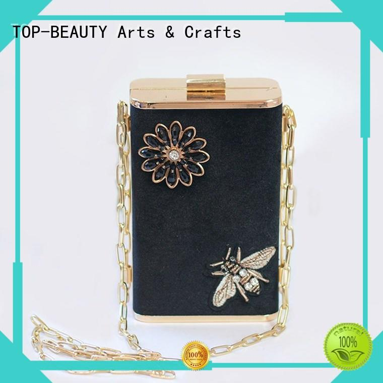 crossbody clutches for women TOP-BEAUTY Arts & Crafts