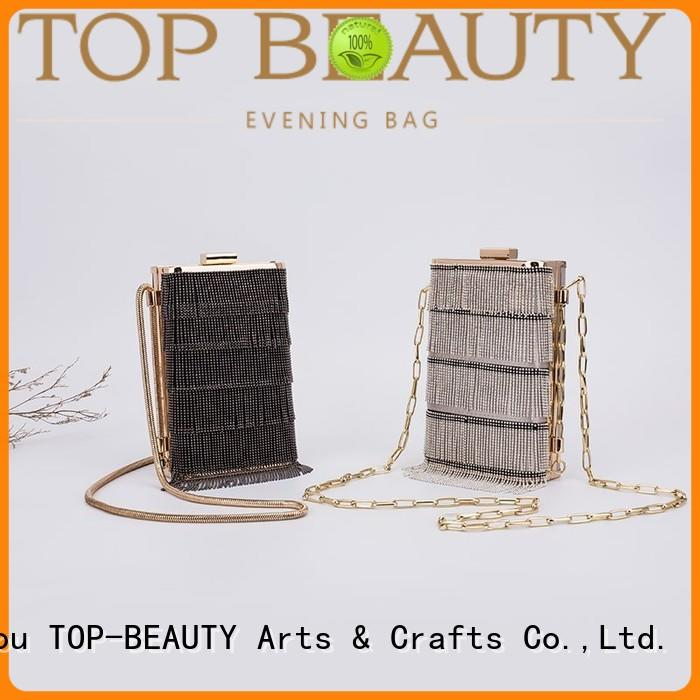 TOP-BEAUTY Arts & Crafts elegant party evening bags series for party